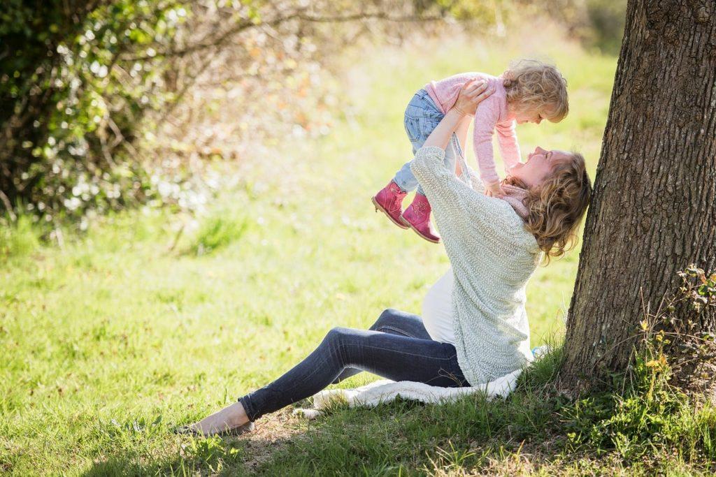 子育て中、イライラしない方法
