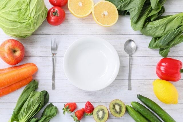 栄養の必要性を説明