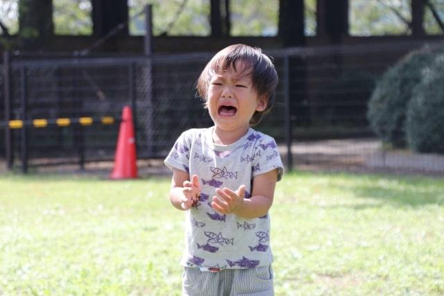 プレ幼稚園で泣くときは辞めたほうがいい?