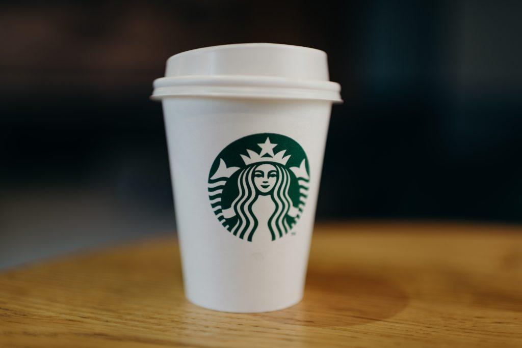 スターバックスのデカフェコーヒー