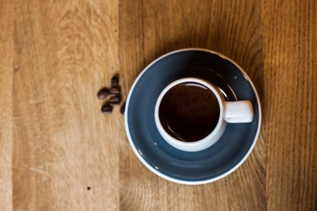 美味しいコーヒーでホット一息