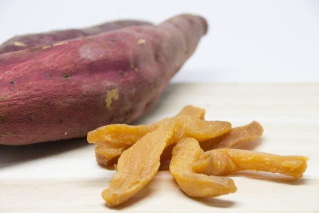 干し芋の栄養価