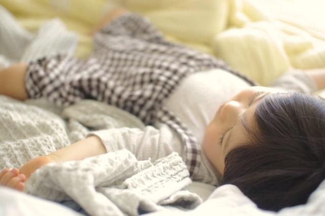 子供がスムーズに寝る方法