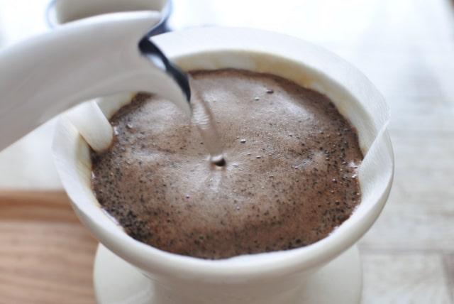 美味しいコーヒーを家庭で